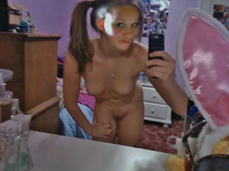 fille nue du 19